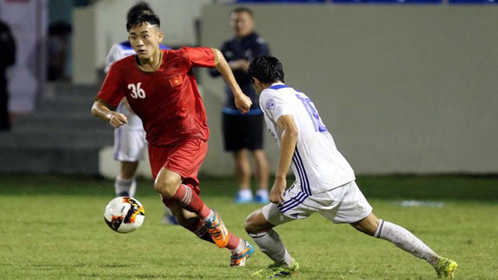 U21 Việt Nam, U21 quốc tế, Sinh Viên Nhật Bản, Park Hang Seo.