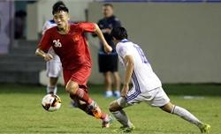 Thủ môn xuất thần, U21 Việt Nam vẫn thua sinh viên Nhật Bản