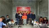 MTTQ huyện Lạng Giang (Bắc Giang) hỗ trợ xây dựng 20 nhà đại đoàn kết