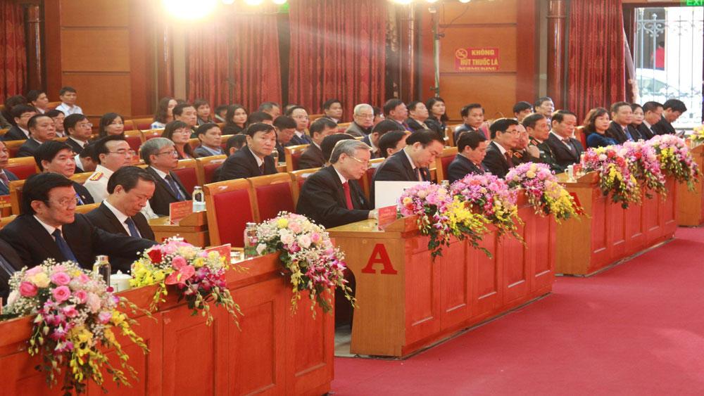 Kỷ niệm 110 năm ngày sinh đồng chí Hoàng Văn Thụ, Nhà lãnh đạo tiền bối tiêu biểu của Đảng, cách mạng Việt Nam