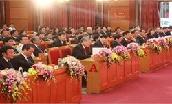 Long trọng kỷ niệm 110 năm ngày sinh đồng chí Hoàng Văn Thụ