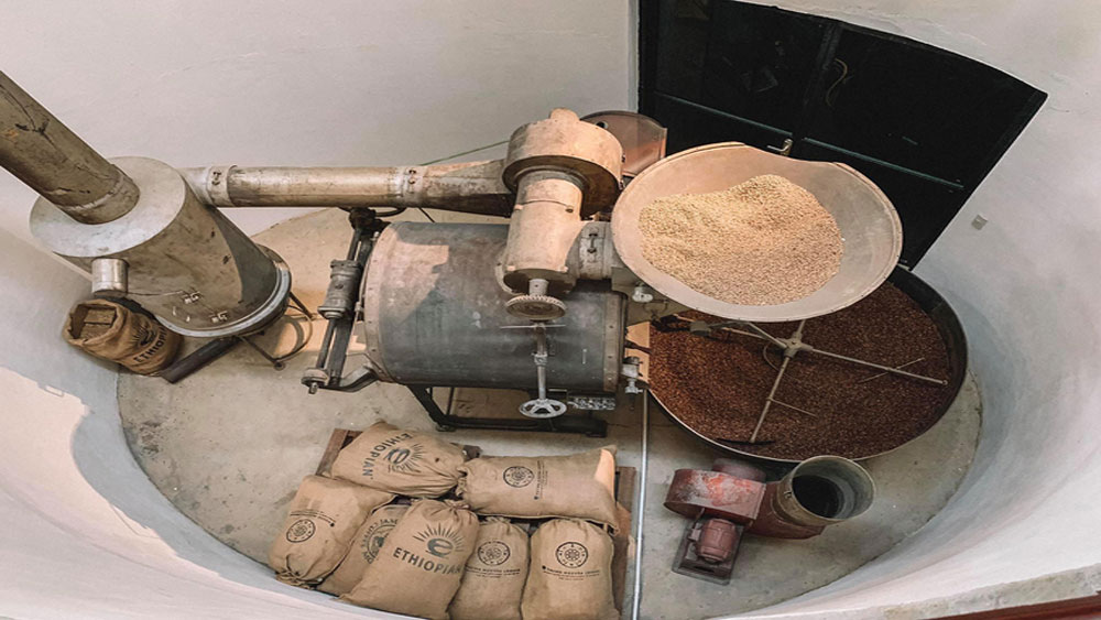Museum at the center of Vietnam's coffee universe
