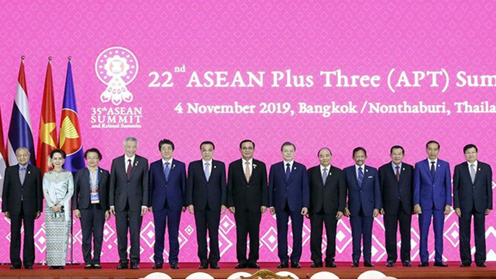 Việt Nam, hôm nay, nhận ghế Chủ tịch ASEAN 2020,  Chủ tịch luân phiên ASEAN năm 2020