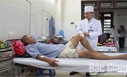 Nhiều bệnh nhân nhập viện do chấn thương khi chơi thể thao