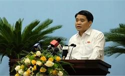 Chủ tịch UBND TP Hà Nội Nguyễn Đức Chung: Nhà máy nước sông Đà không có quan trắc tự động và che giấu sự việc