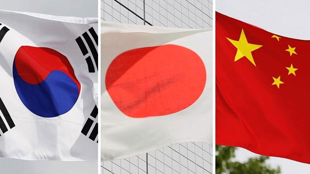 Trung Quốc, lên kế hoạch, hội nghị thượng đỉnh với Nhật Bản và Hàn Quốc
