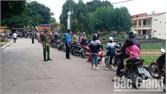 Tiếp tục bảo đảm trật tự, an toàn giao thông tại cổng trường học ở TP Bắc Giang
