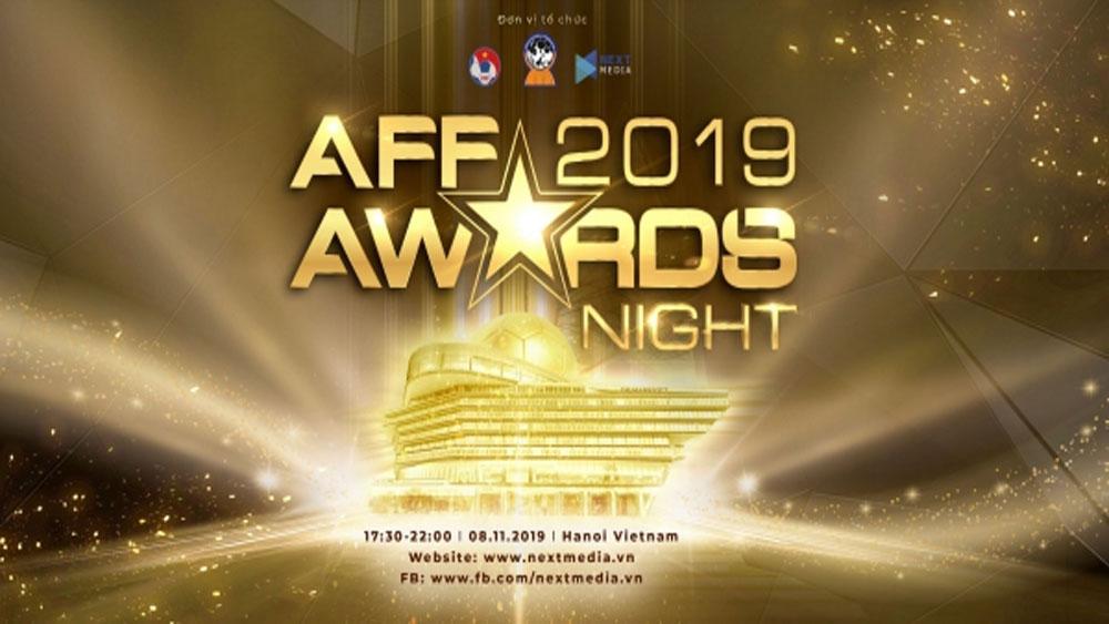 Việt Nam, nơi đăng cai AFF Awards 2019