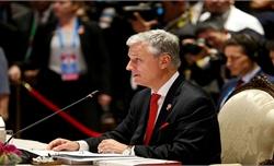 Hội nghị Cấp cao ASEAN 35: Mỹ chỉ trích Trung Quốc cản trở các nước tiếp cận nguồn dầu khí ở Biển Đông