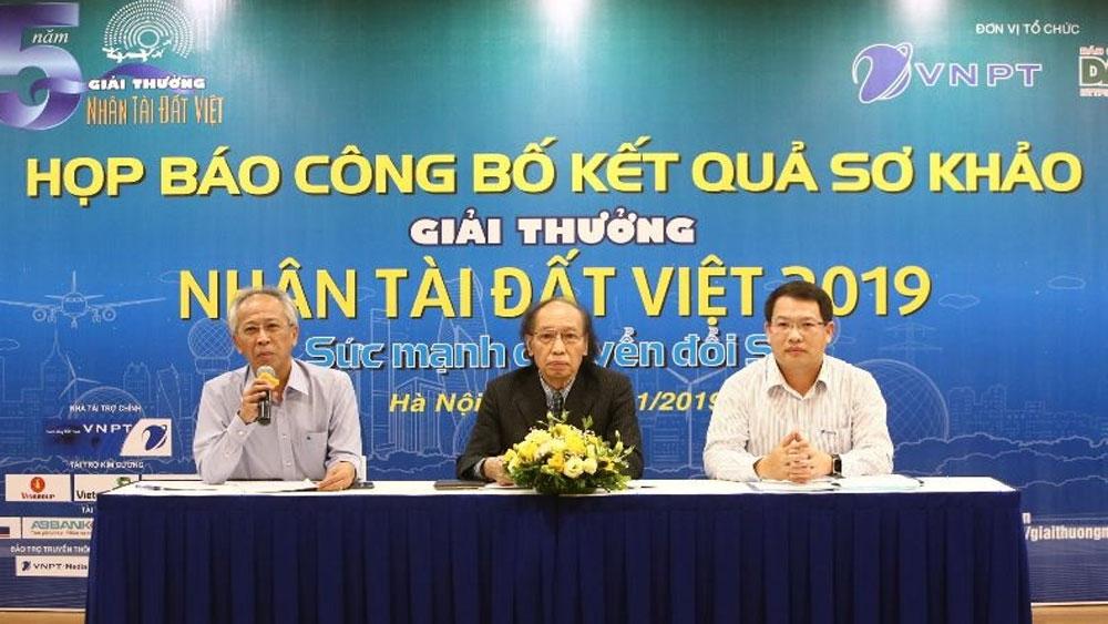 19 sản phẩm CNTT, chung khảo Nhân tài đất Việt 2019, Sức mạnh chuyển đổi số