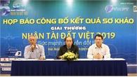19 sản phẩm Công nghệ thông tin vào chung khảo Nhân tài đất Việt 2019