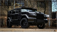 """Quái vật"" SUV Dartz Prombron Black Stallion"
