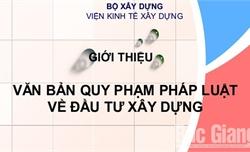 Bắc Giang: Giả danh cán bộ Sở Xây dựng để tiếp thị mua tài liệu