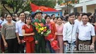 Bắc Giang: Năm 2020 tăng chỉ tiêu tuyển chọn công dân nhập ngũ