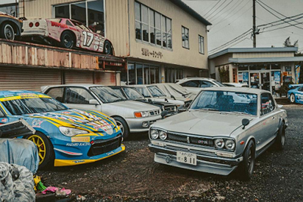 Siêu Xe, Xe Sang Bị Bỏ Xó, Nhật Bản, Nghĩa Địa Siêu Xe