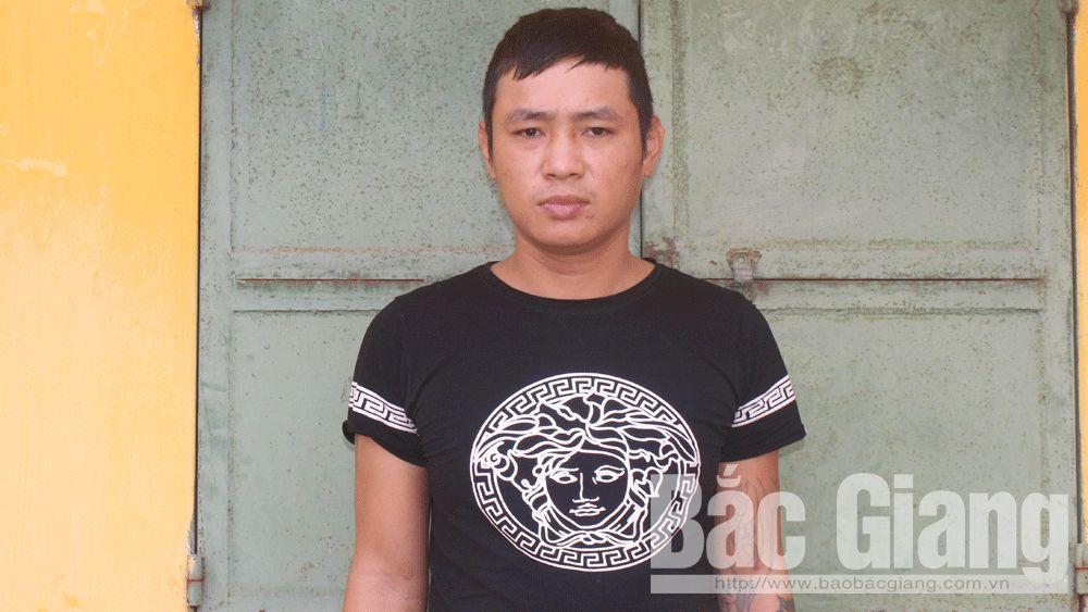 cướp tài sản; Công an huyện Việt Yên; Cơ quan cảnh sát điều tra Việt Yên