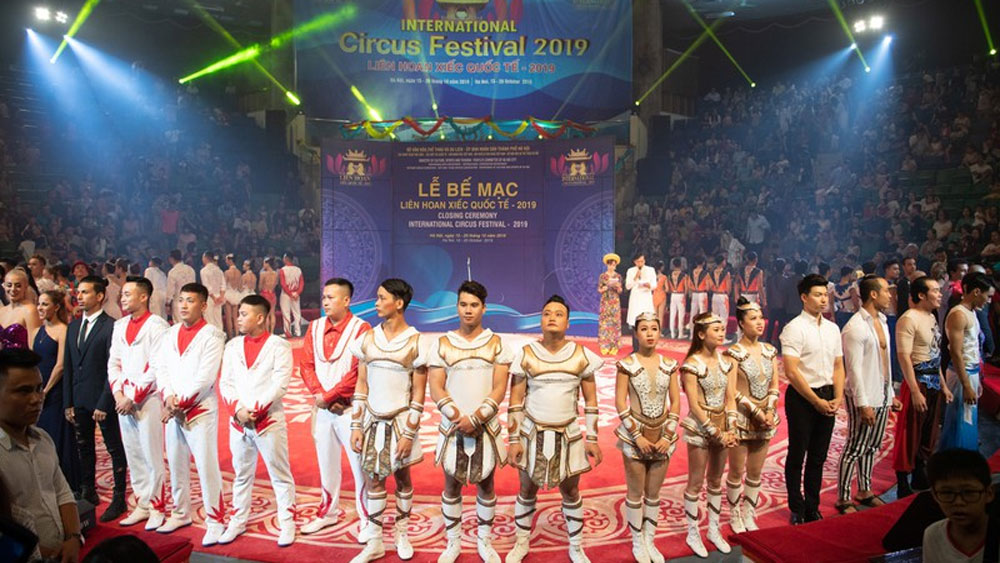 Quang Ninh province, World Circus Festival, New chapter for a wonder, attractive events, tourism development, special circus performances