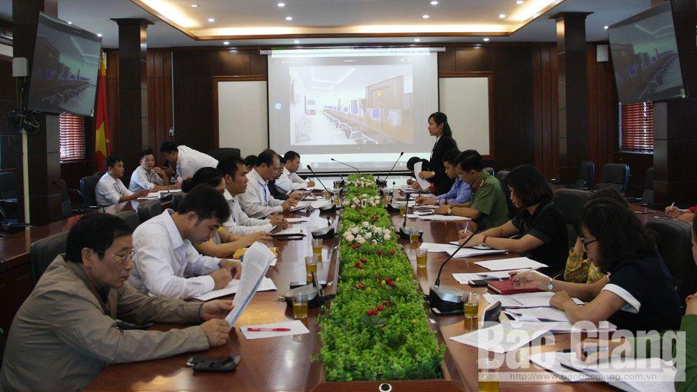 Việt yên, cải cách hành chính, đề án liên thông