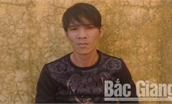 Bắc Giang: Dùng dao, kim tiêm uy hiếp cướp tài sản, đối tượng phạm tội ra đầu thú