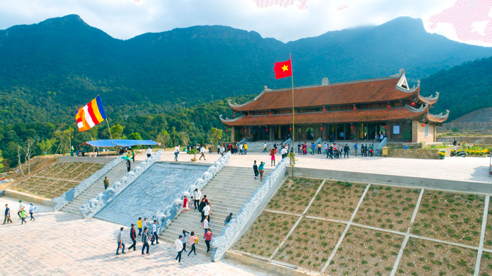Bac Giang welcomes about 2 million tourist arrivals