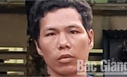 Truy nã đối tượng trộm cắp tài sản ở thành phố Bắc Giang