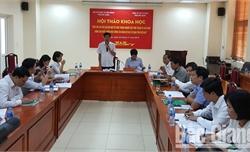 Phát huy vai trò đội ngũ trí thức trong việc nâng cao chất lượng hoạt động của Đảng bộ Các cơ quan tỉnh