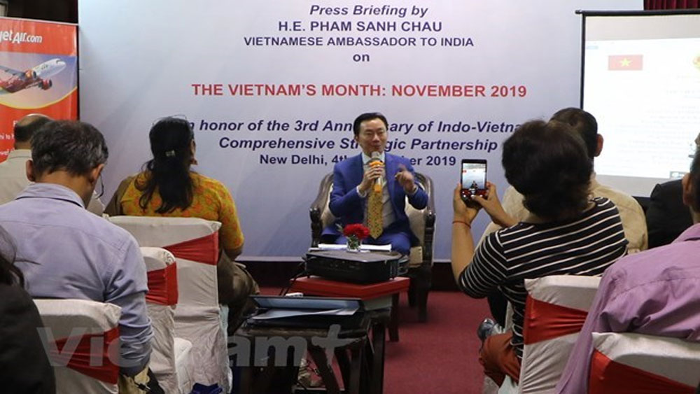 Vietnam's Month to be held in India