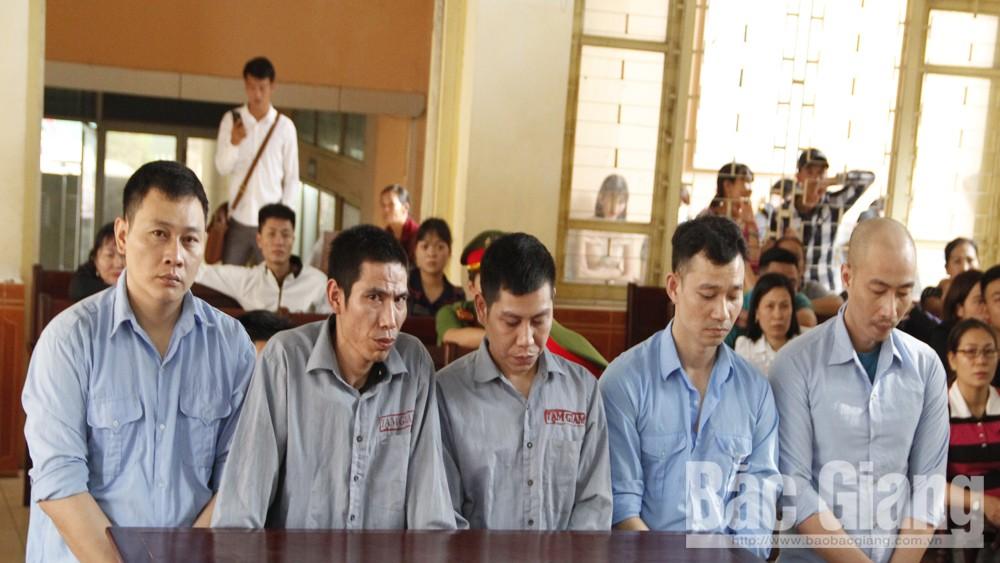 Đào hầm trộm cắp tài sản, Toà án nhân dân Bắc Giang, Bắc Giang