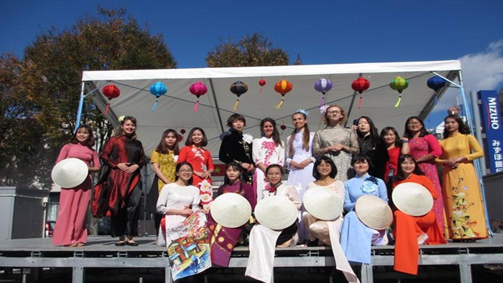 First Vietnam festival held in Fukushima, Japan