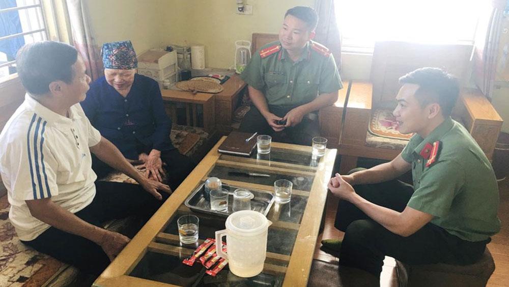 Chặn đứng, vòi bạch tuộc, Hội thánh Đức chúa trời ở Quảng Ninh