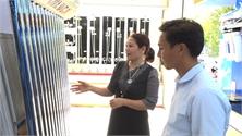 Máy nước nóng năng lượng mặt trời tiết kiệm điện