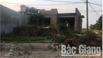 Xã Đồng Phúc (Bắc Giang): Nhiều vi phạm về đất đai