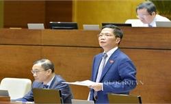 Quốc hội chất vấn Bộ trưởng Trần Tuấn Anh về giá điện, điều tiết điện lực