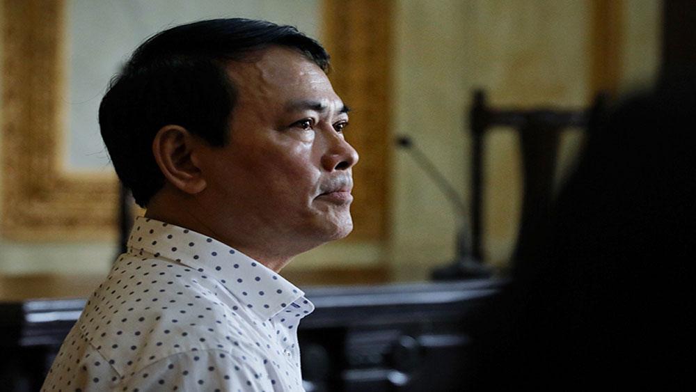 Nguyễn Hữu Linh kiến nghị hủy án