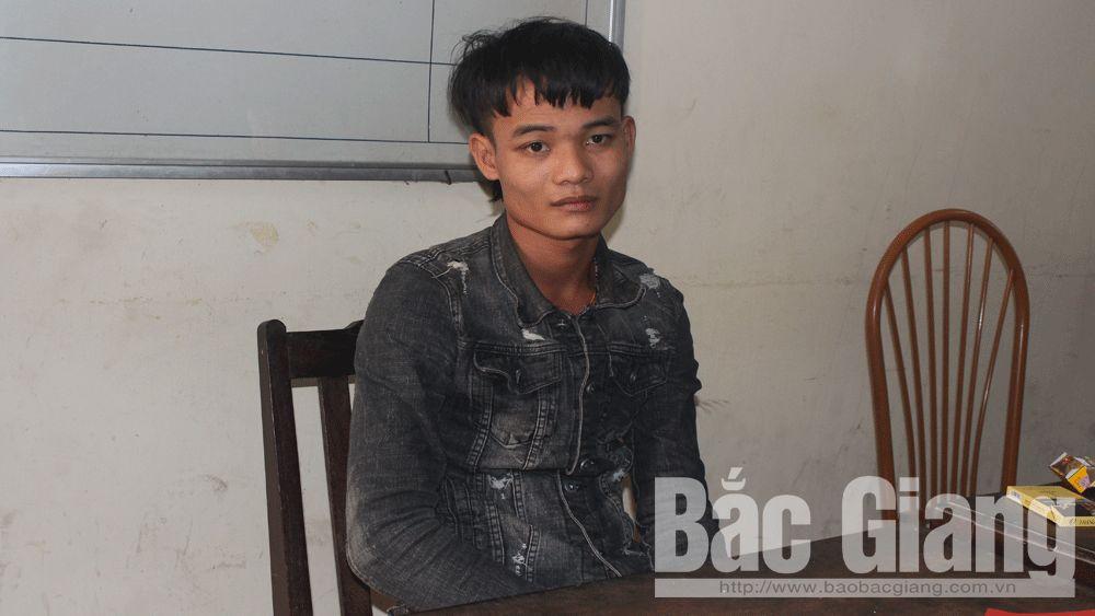 Cướp giật tài sản; khu công nghiệp Đình Trám; Công an huyện Việt Yên