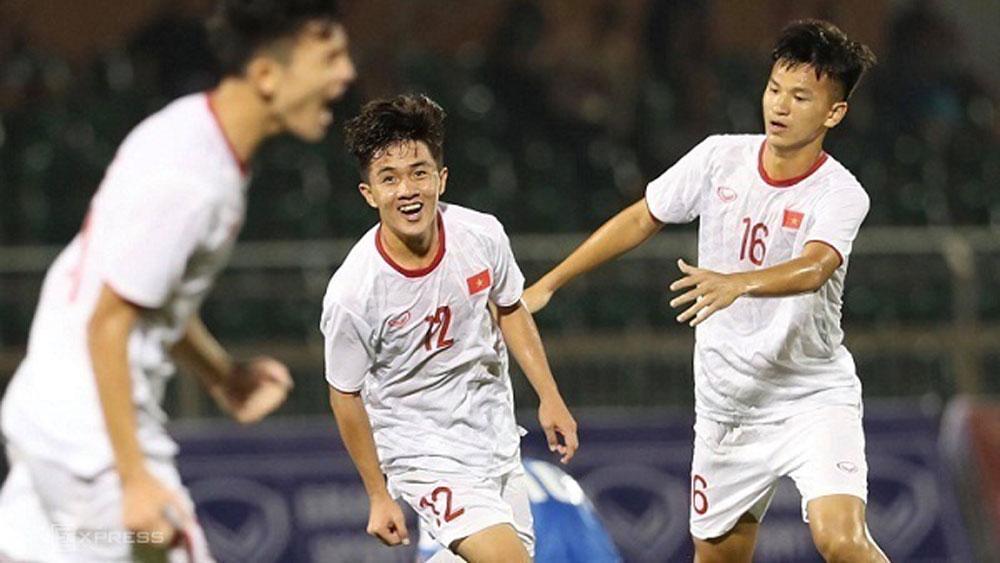 U19 Việt Nam, U19 Mông Cổ, Philippe Troussier