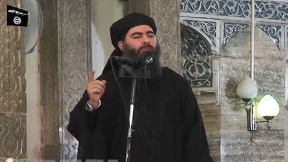 Tổng thống Erdogan, Thổ Nhĩ Kỳ, bắt được, vợ của al-Baghdadi