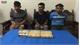 Bắt 3 người Lào vận chuyển 30.000 viên ma túy vào Việt Nam