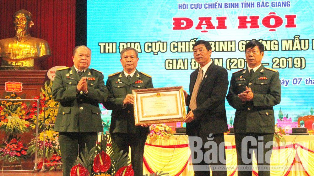 Đại hội CCB gương mẫu, tỉnh Bắc Giang, 30 năm thành lập, Bùi Văn Hải, CCB