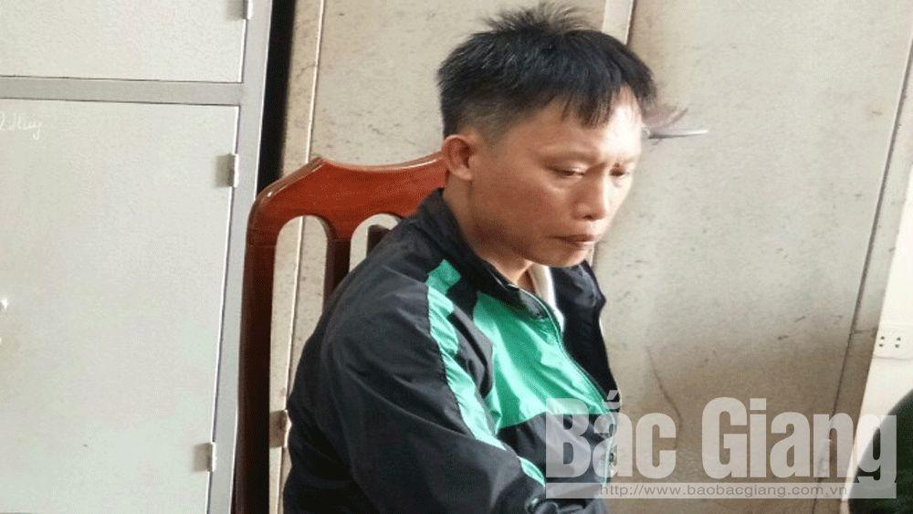 Súng tự chế; Công an huyện Tân Yên, Đội Quản lý thị trường số 6, Súng hơi