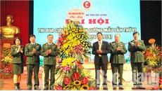 Hội Cựu Chiến binh tỉnh Bắc Giang tổ chức Đại hội cựu chiến binh gương mẫu lần thứ VI
