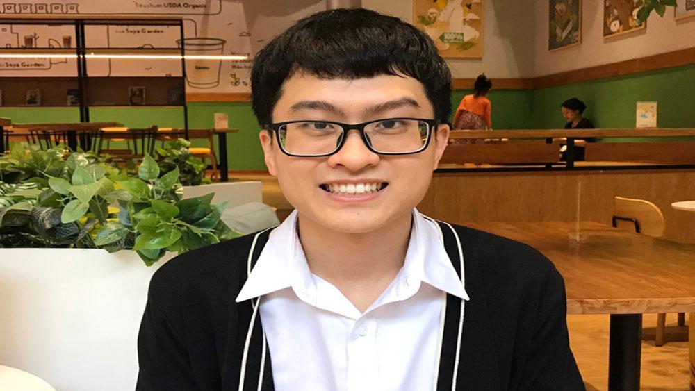 Chàng trai Hà Nội, tốt nghiệp xuất sắc, Đại học Y, Nguyễn Minh Hiếu,