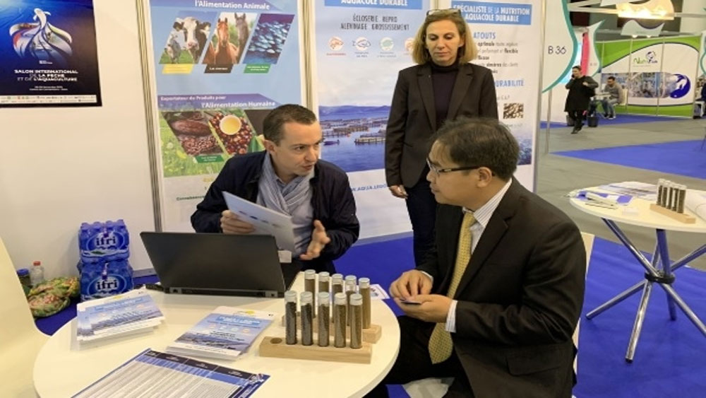 Vietnam promotes trade exchange and investment at SIPA 2019