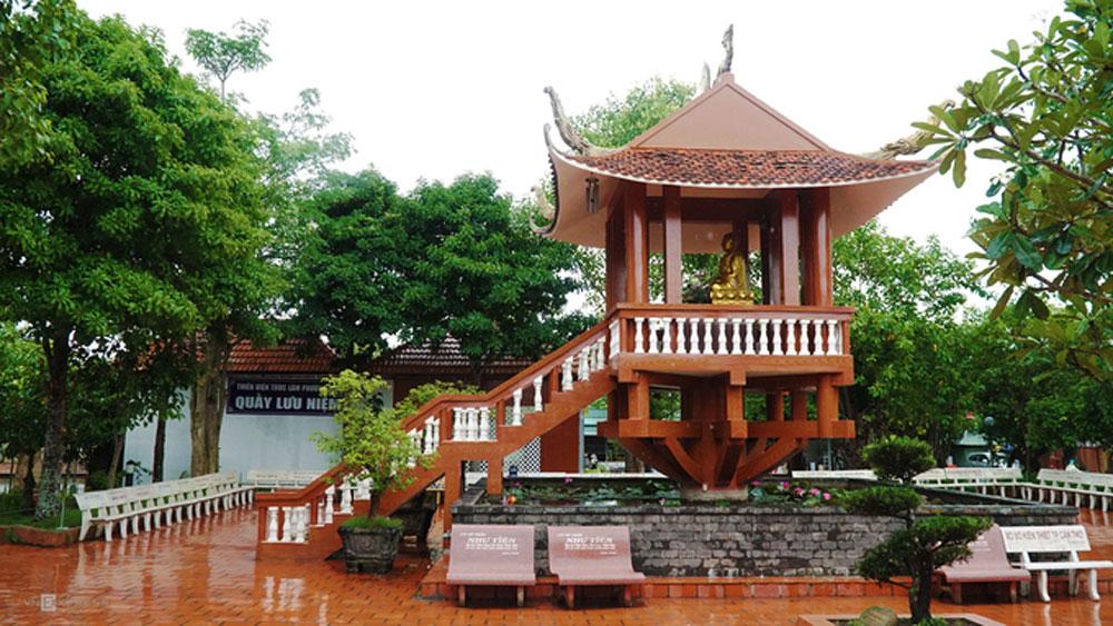 One-Pillar Pagoda, Mekong Delta, Truc Lam Phuong Nam, meditation complex,  famous spiritual destination, pagoda complex
