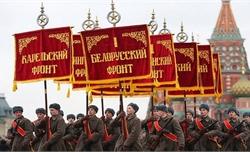 Kỷ niệm Cách mạng Tháng Mười Nga: Tái hiện cuộc duyệt binh lịch sử năm 1941