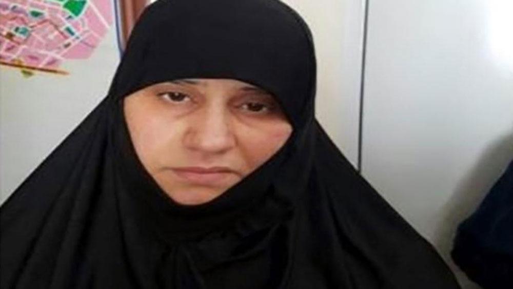 Vấn đề chống khủng bố, Vợ của trùm khủng bố al-Baghdadi, khai nhiều bí mật của IS