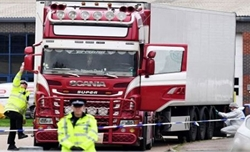 Bộ Công an thông tin về vụ việc 39 nạn nhân thiệt mạng trong container tại Anh