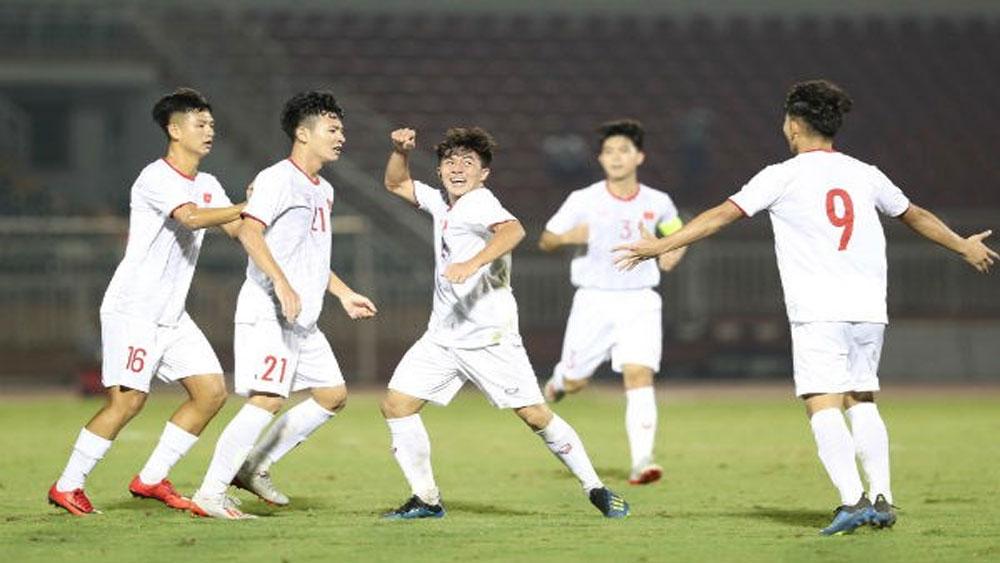 Vietnam team win first match at U19 qualifier
