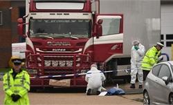 Thủ tướng chỉ đạo sớm đưa các nạn nhân trong xe container tại Anh trở về