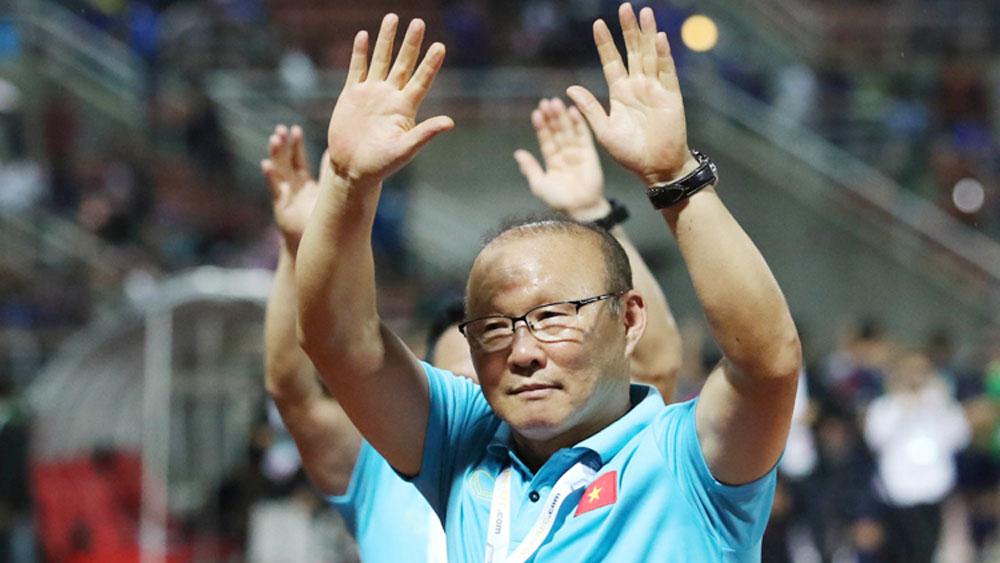 Park Hang-seo, VFF, Đội tuyển bóng đá Việt Nam